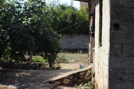 منازل-السوريين-في-قرية-تركية